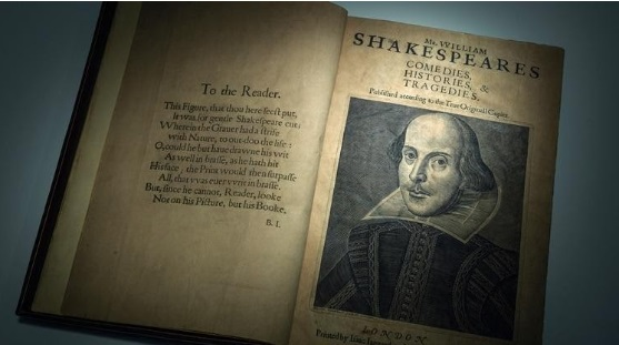 Las obras de William Shakespeare